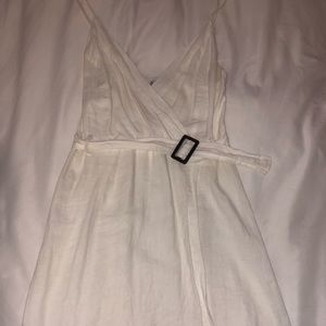 White Urban Outfitters Sundress